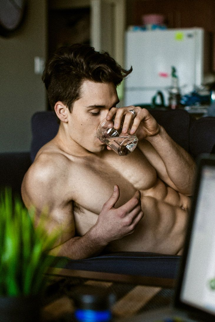 A Day With Adam By Jared Bautista For Male Model Scene -9118