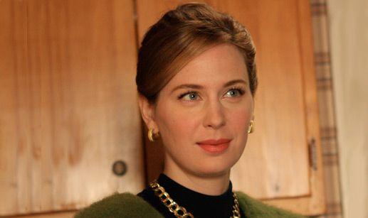 Mirka Lehmanns, as I always imagined her (actress Anne Dudek)