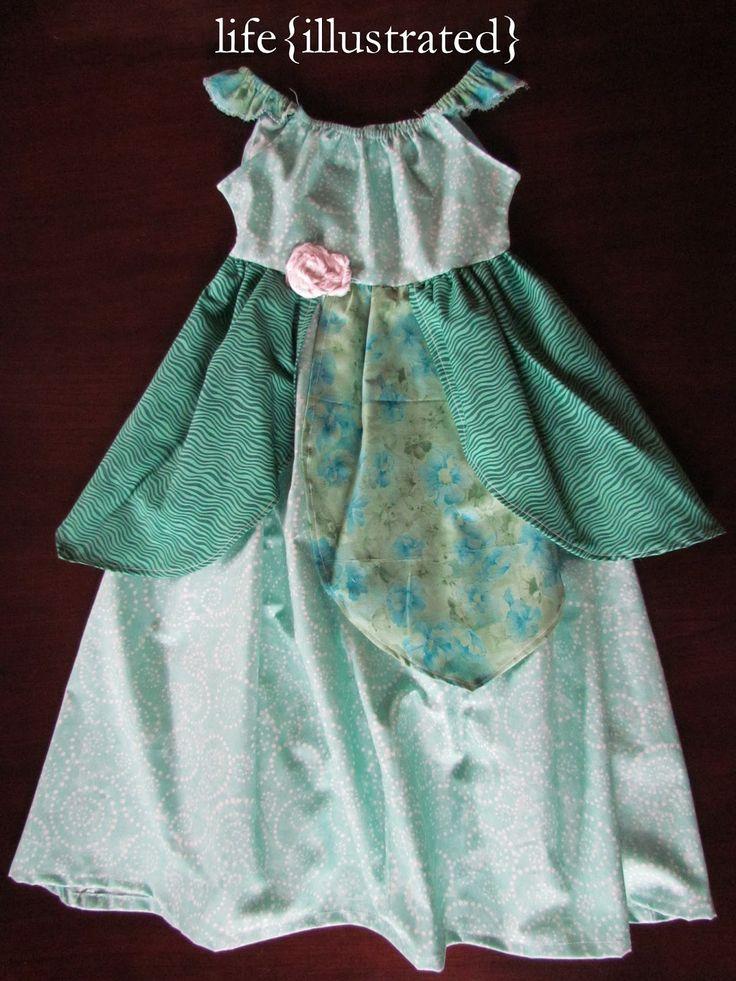 Diy Princess Dresses For Kids Google Search Princess