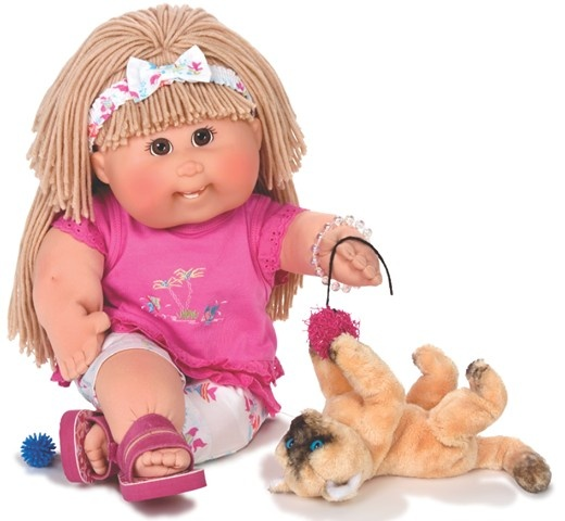 Cute Cabbage Patch Kid