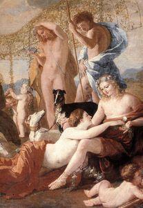 Nicolas Poussin - L Empire de Flore d -