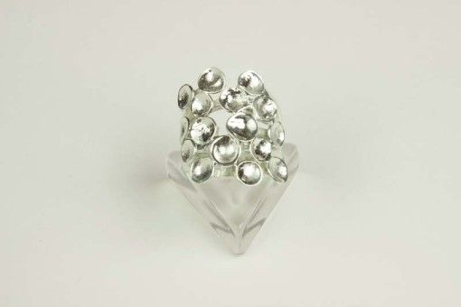 Ring R00087 Silver 925° – Size 53 – 54 – 56 (2)