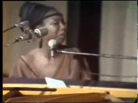 Nina Simone: I Wish I Knew How It Would Feel To Be Free