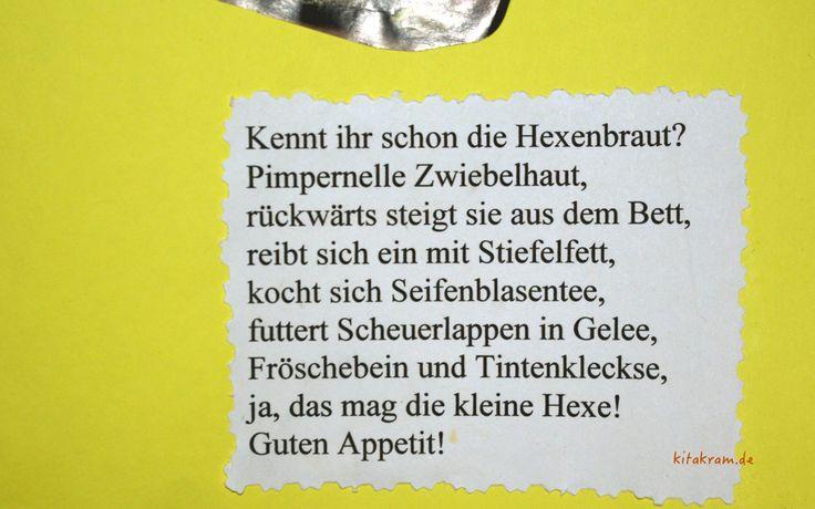 Tischsprüche für den Kindergarten – KitaKram.de