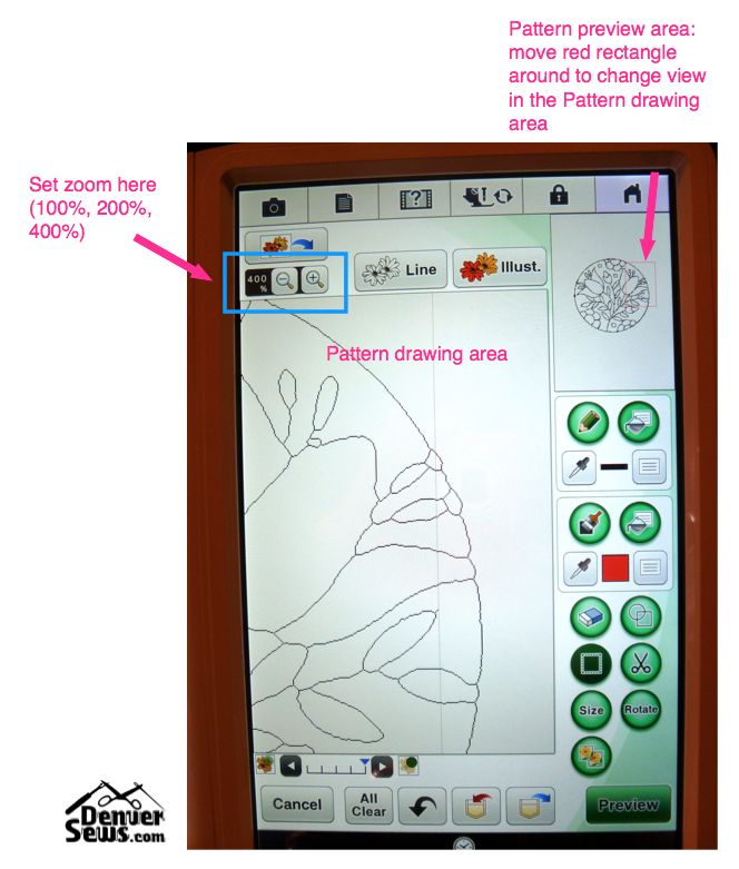 Dream machine tutorial brother babylock embroidery