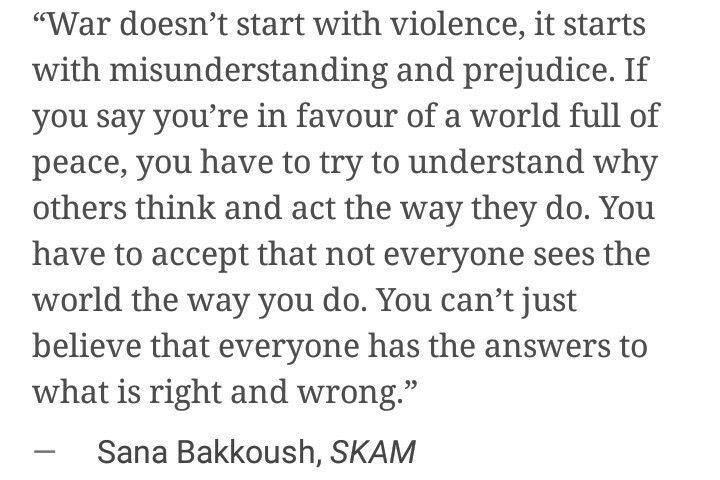 Sana Bakkoush quote