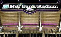 M Stadium , Home of the Baltimore Ravens
