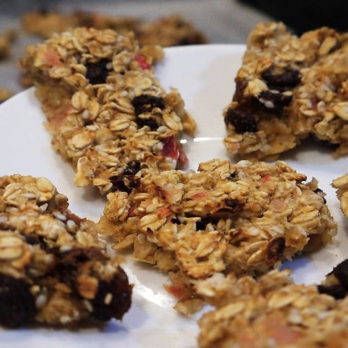 Healthy Flapjacks Recipe