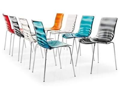 The Calligaris L'eau at Julia Jones North Wales #dining #chairs