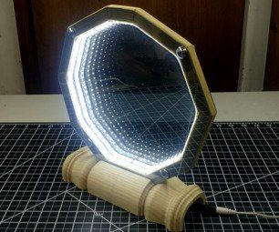Make a Powerful Generator From a Dead BLDC Motor: | Improvement ideas | Infinity mirror, Mirror, Mirror box