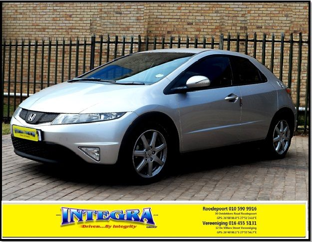 2010 Honda Civic 1.8i Vtec VXI 5dr for sale, for more info kindly contact Integra Motors.