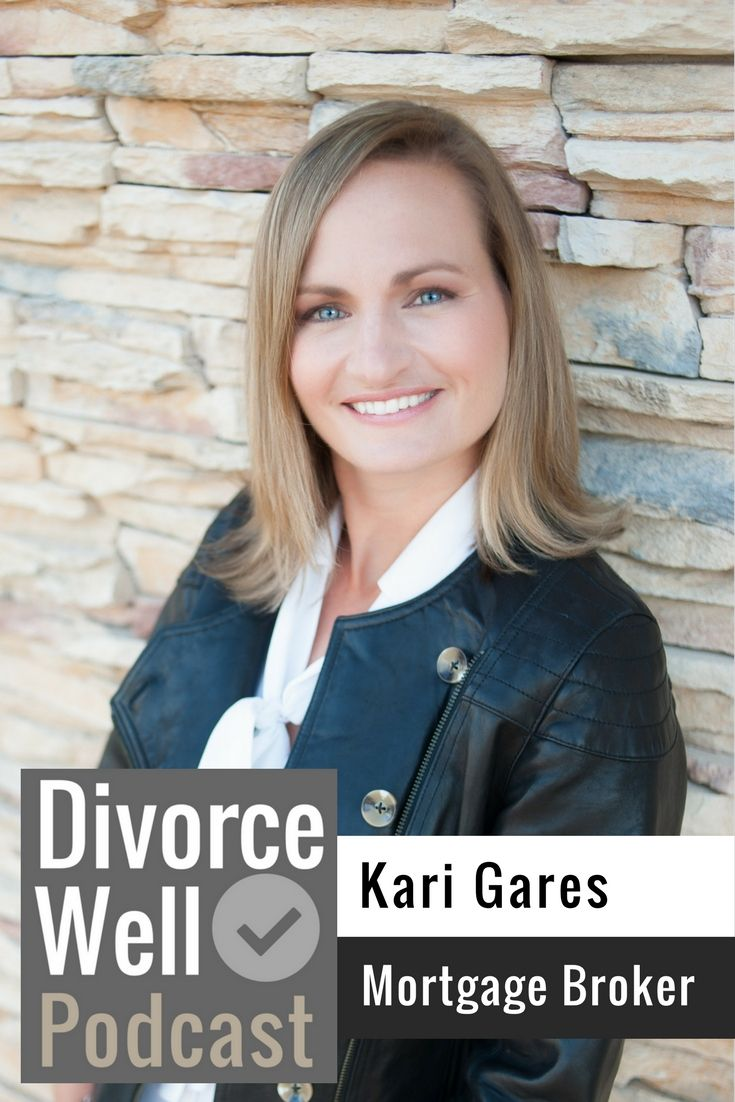 Do you have concerns about building/improving your credit rating or how you can qualify for a new mortgage upon your separation? Most separating couples do! Kari Gares shares a wealth of financial tips that will be helpful to people who are considering their options. #divorce #separation #mortgage #credit