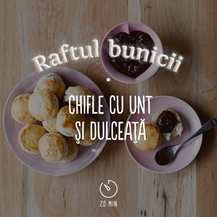 Fă-ți ziua mai frumoasă cu un mic dejun savurat pe îndelete! #RaftulBunicii#BunataticuDragoste