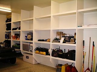 Garage Shelves