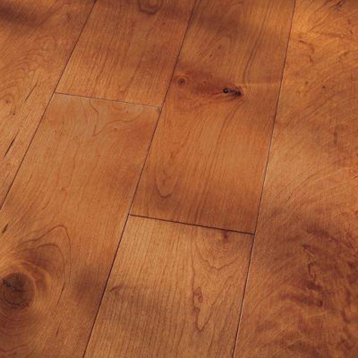 HomerWood   Cherry Cinnamon   Traditional Character Hardwood Flooring  Georgia Carpet Industries