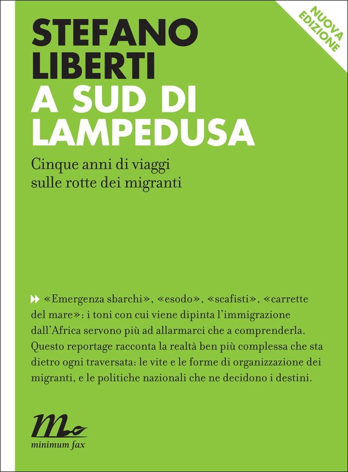 Stefano Liberti - vincitore con questo libro del Premio Indro Montanelli - è uno dei pochi giornalisti italiani che seguono gli aspetti meno conosciuti dei movimenti migratori dell'Africa verso l'Europa: senza fidarsi dei luoghi comuni o dei proclami ufficiali, ha scelto di esplorare la «geografia del transito» tra il Sahel e il Maghreb, risalendo alla sorgente di un flusso umano di cui spesso vediamo solo la foce. http://www.minimumfax.com/libri/scheda_libro/201