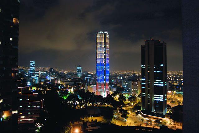 La hermosa capital de nuestro pais... COLOMBIA SIN FRONTERAS.