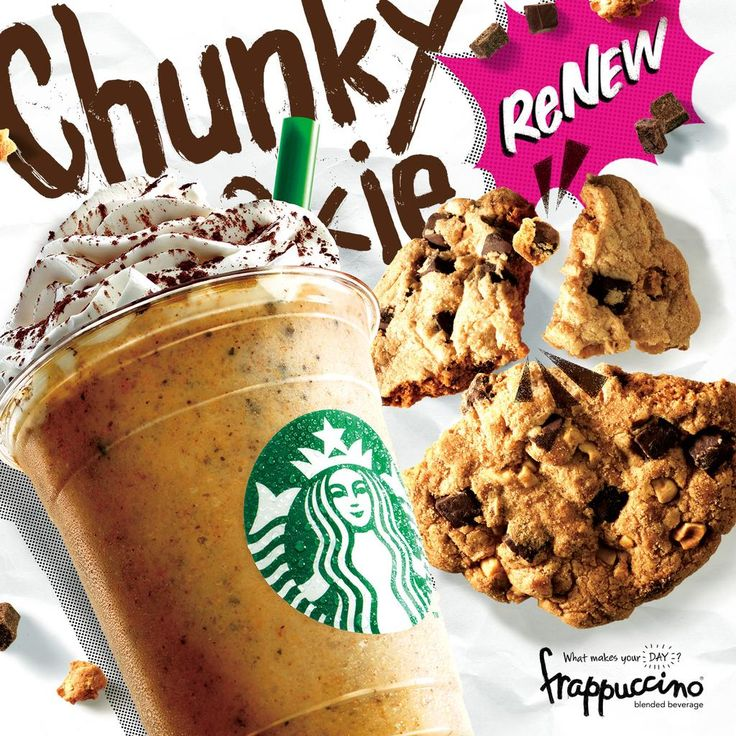 Starbucks Japan - Chunky Cookie