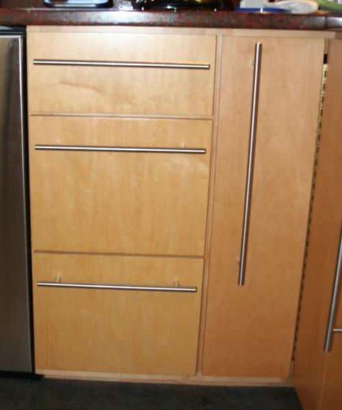 Kitchen Cabinet Refinishing: Kitchen Cabinet Refinishing