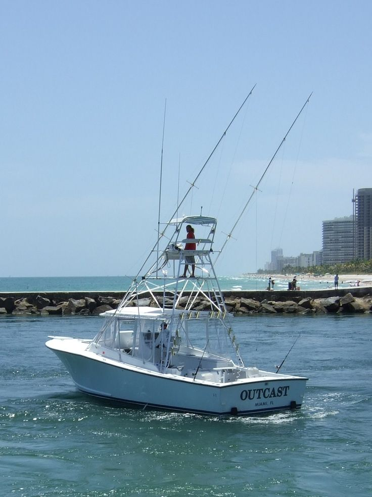 25 best ideas about deep sea fishing boats on pinterest for Offshore fishing boats