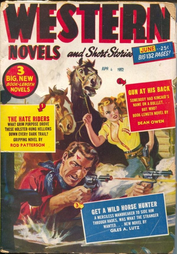 The Western Stories Archives