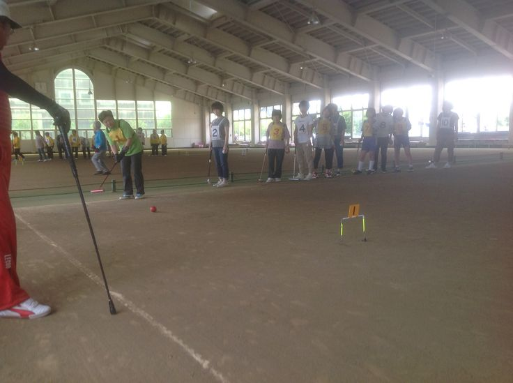 鯖江市民体育大会 ゲートボール