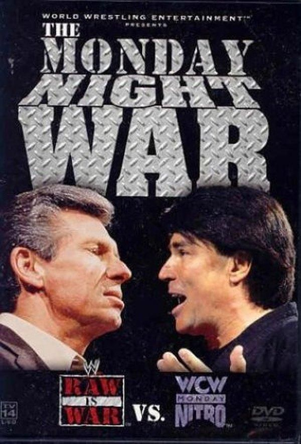 The Monday Night War: WWE Raw vs. WCW Nitro (Video 2004)