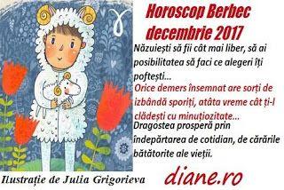 Horoscop decembrie 2017 Berbec