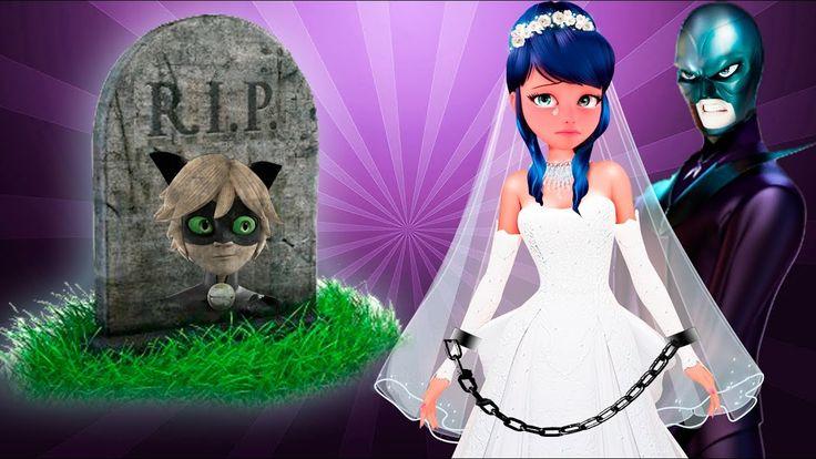 Miraculous Ladybug   Cat dead? Hawk Moth and Marinette wedding? New Epis...