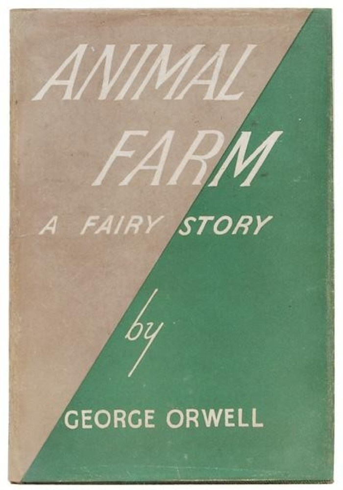 animal farm by george orwell an A summary of themes in george orwell's animal farm learn exactly what happened in this chapter, scene, or section of animal farm and what it means perfect for acing essays, tests, and.