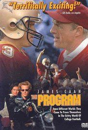 Watch The Program Football Movie Online. Several players from different backgrounds try to cope with the pressures of playing football at a major university. Each deals with the pressure differently, some turn to drinking, others to drugs, and some to studying.