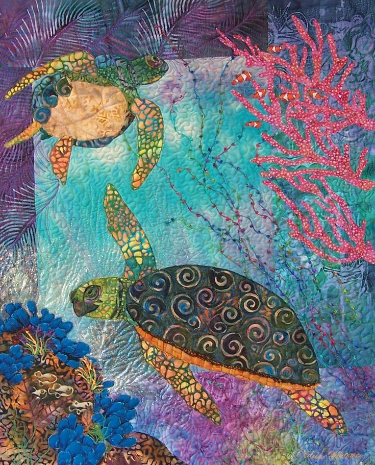 1000 Ideas About Turtle Quilt On Pinterest Sea Turtle