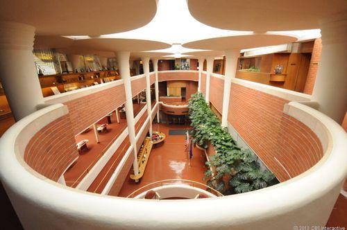 Frank Lloyd Wright Create American Office