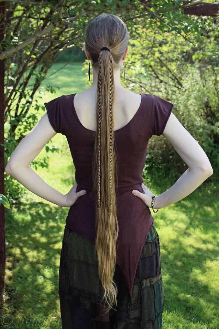 Viking Fairy By Nilenna On Deviantart Hair Crazy