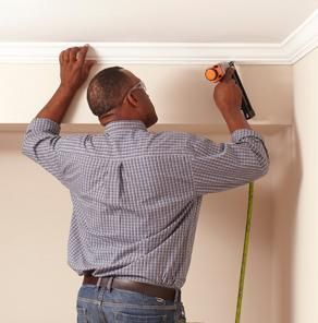 How To Install Crown Moulding