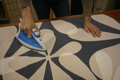 DIY Tecido Emoldurado e Enquadrado | Thamar Freire Interiors