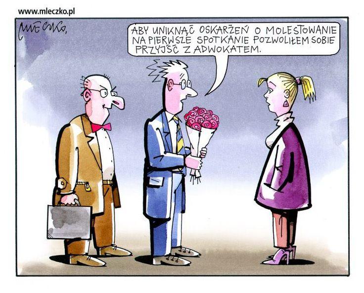 #adwokat - jako przyzwoitka.