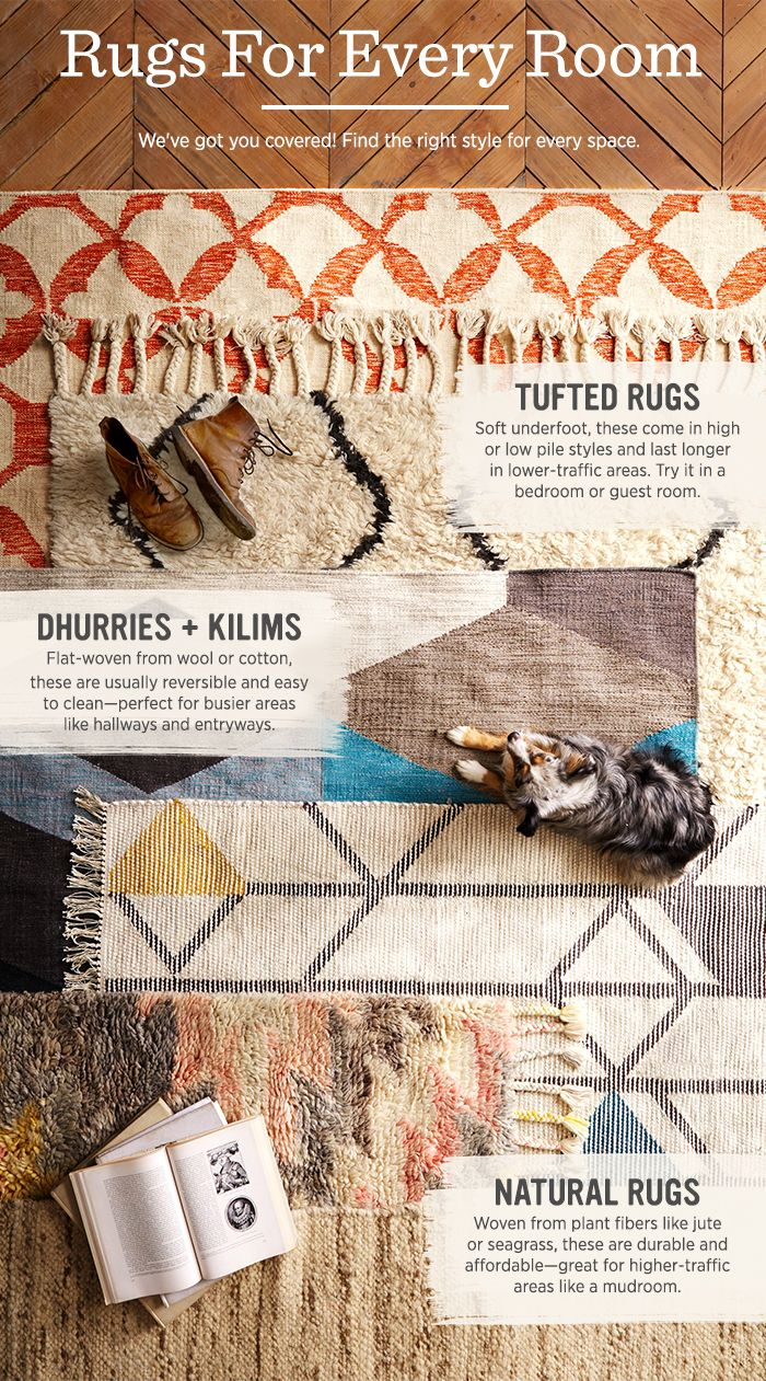 Find a rug for any room
