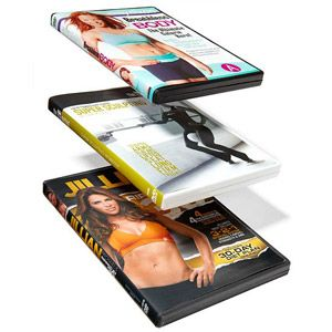 Best new workout DVDs of 2012