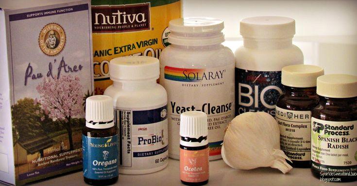 Antifungal regimen for treating Candida or fungus including Ocotea essential oil.