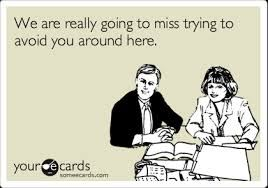 Image result for funny goodbye messages to colleagues