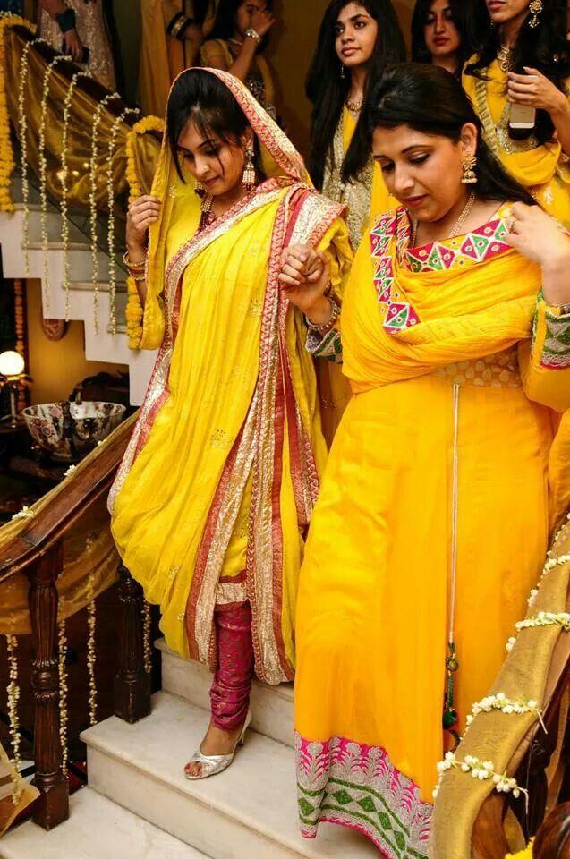 Mehndi Party Chicago : Best images about khada dupatta on pinterest