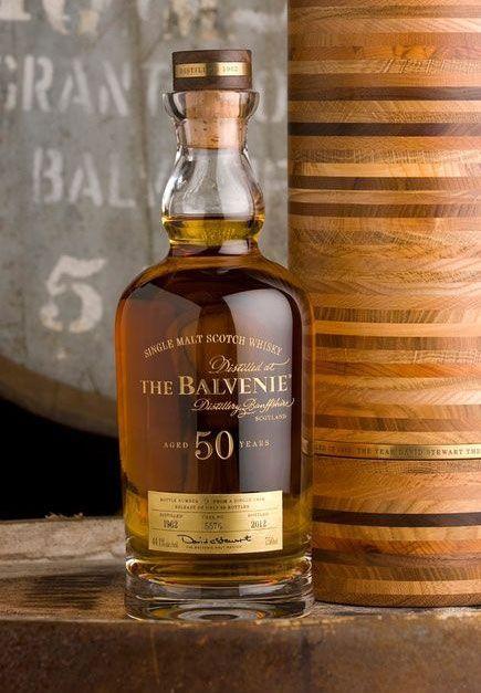 The Balvenie 50 Year Old