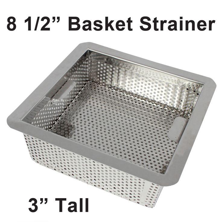 Commercial sink drain basket httpsifttt2ufruz9 di 2020