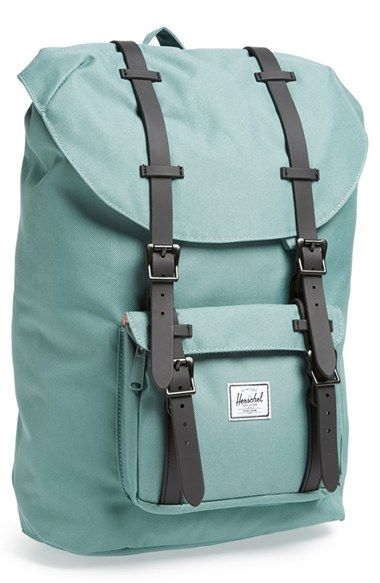 Herschel Supply Co Little America Medium Backpack Nordstrom Love This Color Things To Wear Pinterest Backpacks Bags And