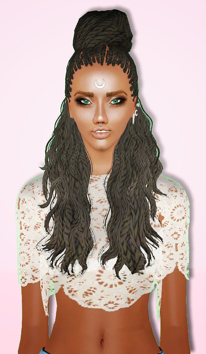 18 Best B Images On Pinterest Pattern Sims Hair And