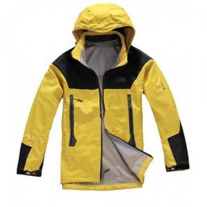 North Face Mens Gore Tex Outdoor Jacket Yellow 2013 [north face outdoor jackets 217] - $115.00 : Cheap Outdoor Jackets Winter On Sale--The North Face