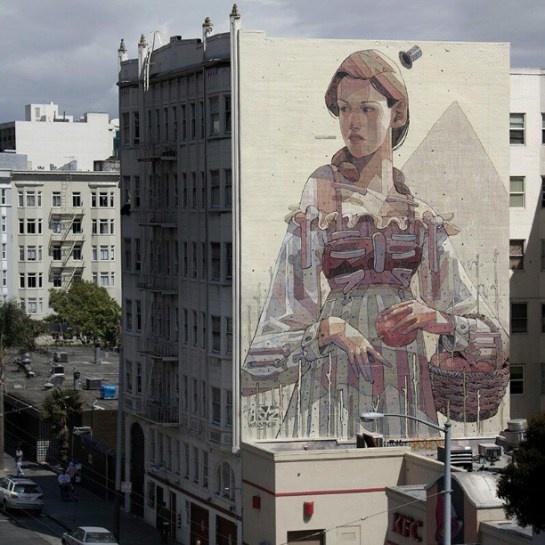 Aryz - San-Francisco