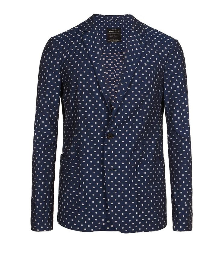Kohler Jacket, Men, Blazers & Jackets, AllSaints Spitalfields
