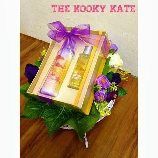 Perfume by The Kooky Kate